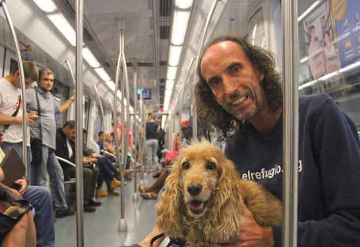 En la Ciudad, las Mascotas viajaran en Subte