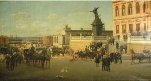 inauguracion_del_puerto_de_buenos_aires_cortazzo_1889