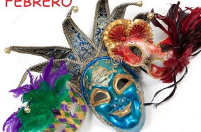assorted-mardi-gras-masks-white-background-various-colored-31068469