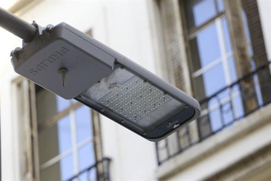 Uno de cada siete reclamos hechos en Boedo fue por problemas en las luminarias