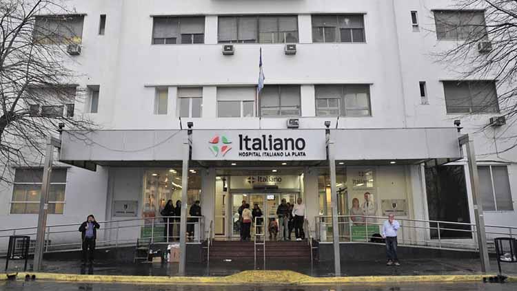 Buenas nuevas para el Hospital Italiano de Almagro!