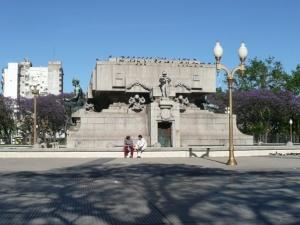 Mausoleo de Rivadavia
