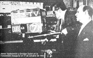Jaime-Yankelevich-y-Enrique-Susini-en-Canal-7-el-17-de-octubre-de-1951