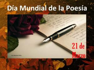 Msj Dia Mundial de la Poesia