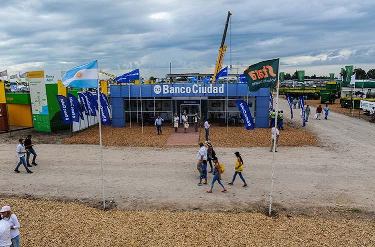 BANCO CIUDAD EN EXPOAGRO 2018