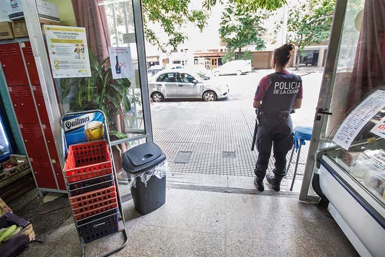 Supermercados chinos y la amenaza de la inseguridad porteña