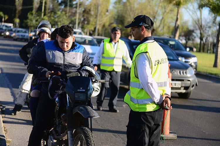 Motocicletas: infracciones y demoras cotidianas