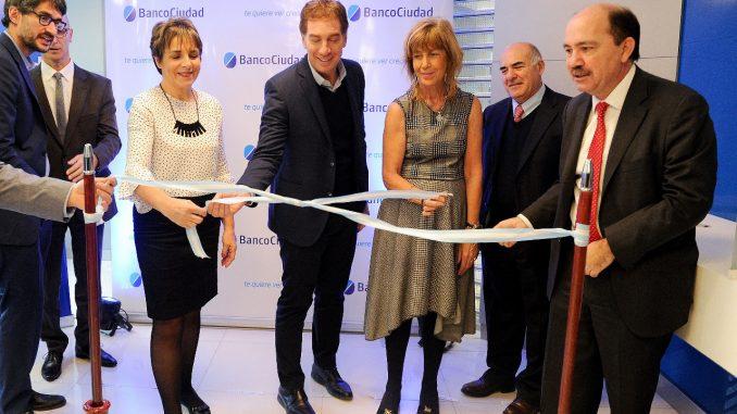 El Banco Ciudad sigue avanzando en su plan de expansión y renovación de Sucursales