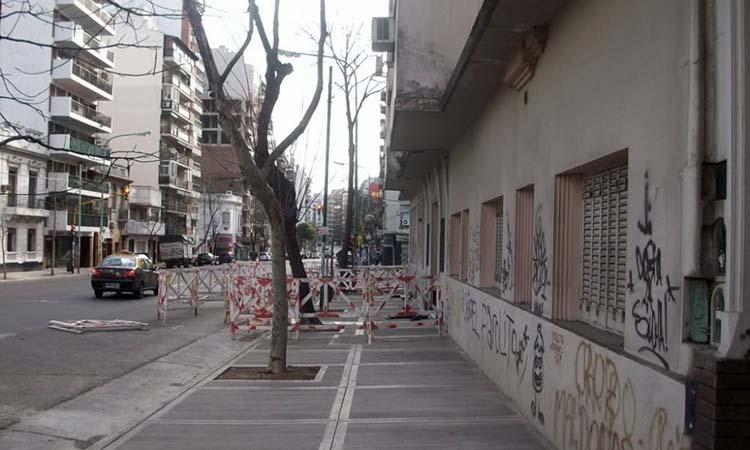 Buenos Aires continúa siendo la Ciudad del cemento