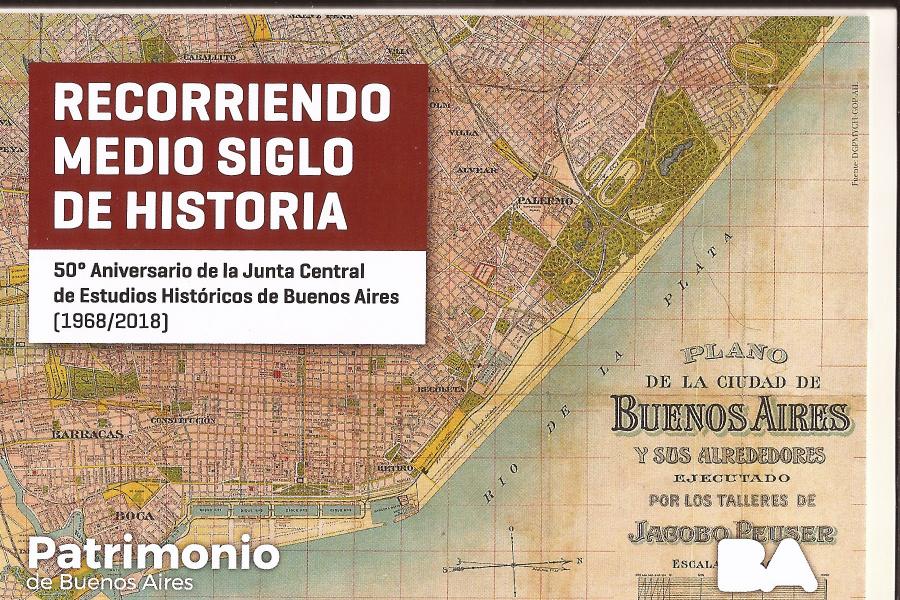 RECORRIENDO MEDIO SIGLO DE HISTORIA
