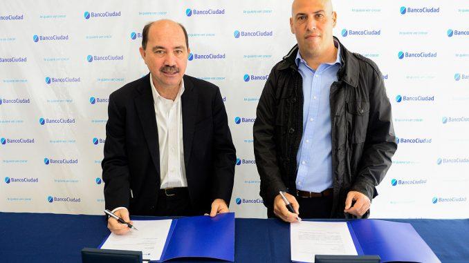 Banco Ciudad y Garantizar, facilitan el acceso a los créditos Mipymes