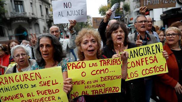 Las argentinas más enojadas que nunca con la política oficial