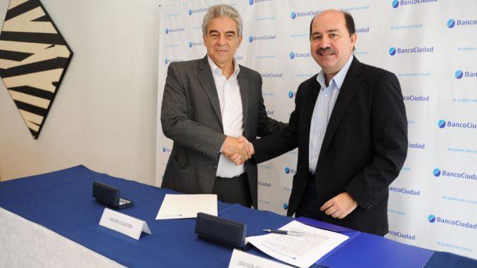 El Banco Ciudad y CADIEEL firmaron un acuerdo muy importante