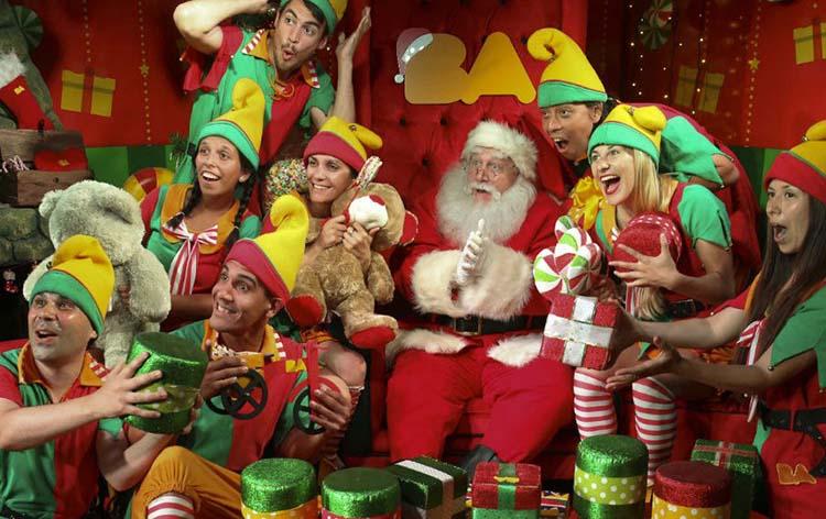 El éxito del parque navideño 2018: una invitación para todos