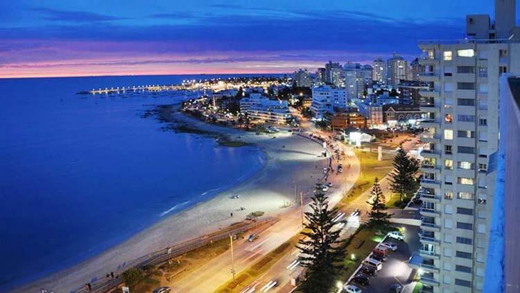 Punta del Este: El destino al que cada vez menos argentinos pueden acceder