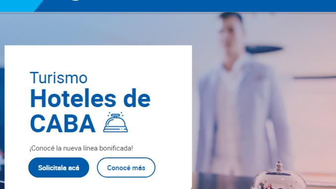 Banco Ciudad lanza créditos para el crecimiento turístico y hotelero en la Ciudad