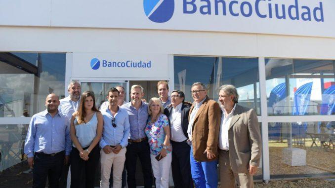 Banco Ciudad cosechó excelentes resultados en Expoagro 2019