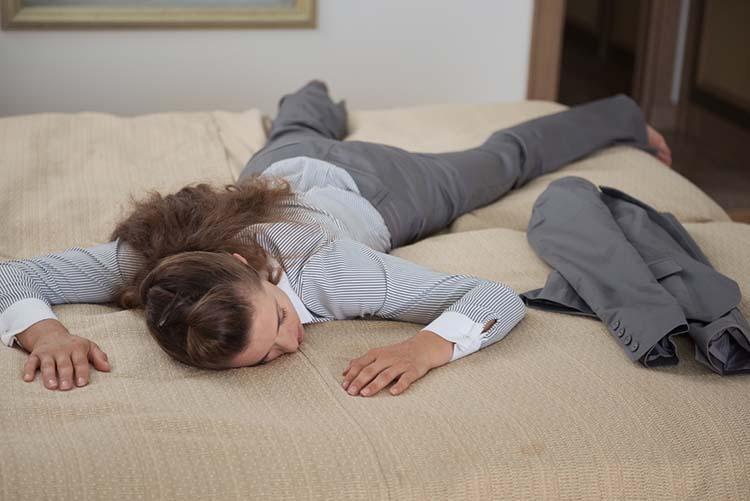 Cada vez más jóvenes sufren fatiga crónica