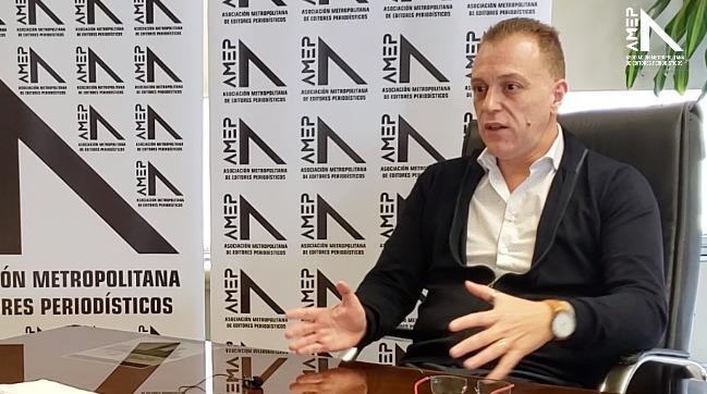 """Horacio Minotti : """"Los medios barriales son medios de cercanía"""""""