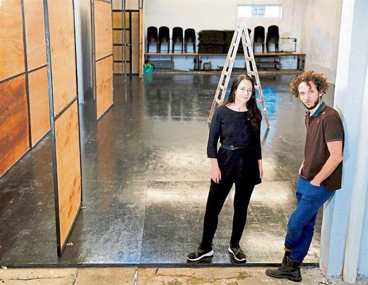 A pesar de la economía  la Ciudad continua  sumando mas salas de Teatro