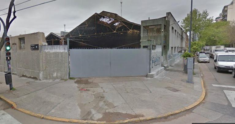 Los vecinos de San Cristóbal piden la construcción de una  plaza,  en los terrenos de una vieja estación de tranvías.