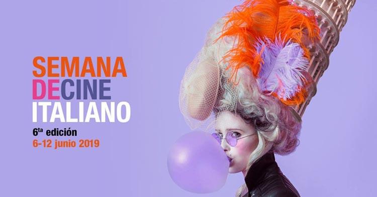 Junio y el cine italiano a pleno