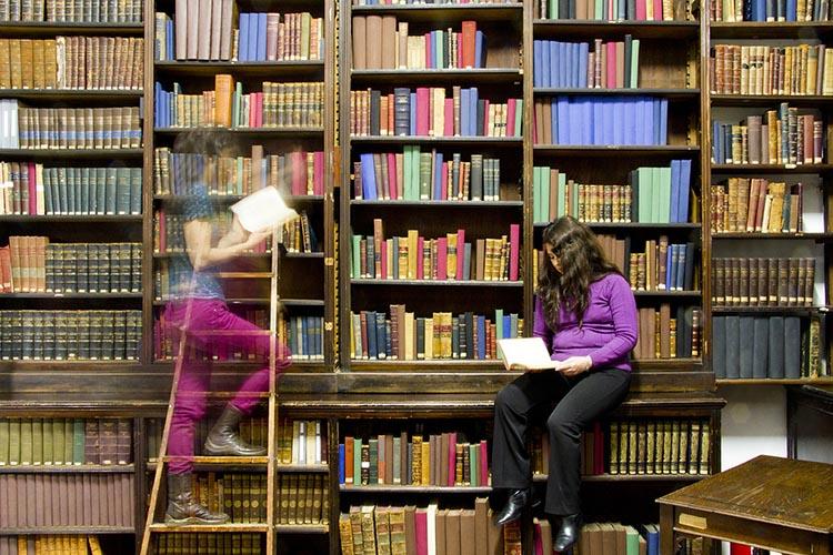 En junio, viví las Bibliotecas de la Ciudad a pleno