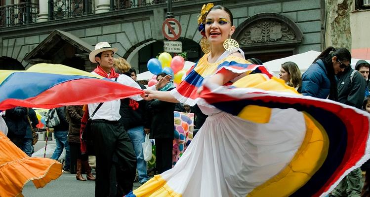 BA Celebra Colombia: La colectividad Colombiana tendrá su festejo.