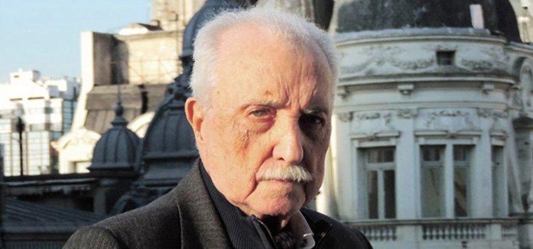 Murió José Martínez Suarez, un ícono del cine.