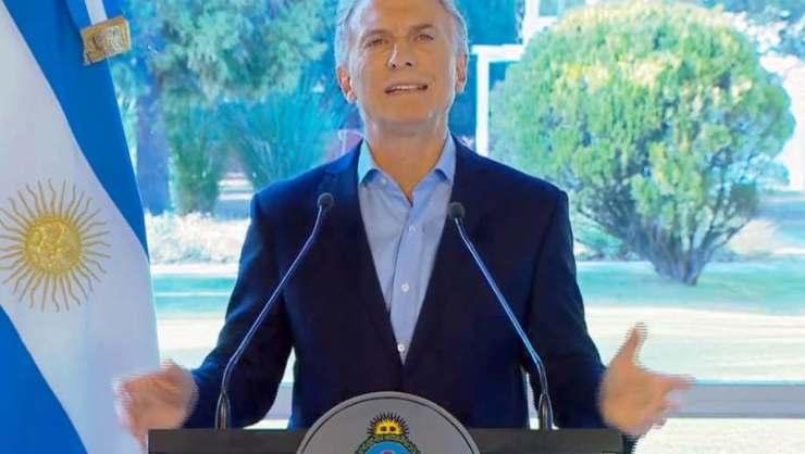 """Mauricio Macri: """"Quiero pedirles disculpas"""""""