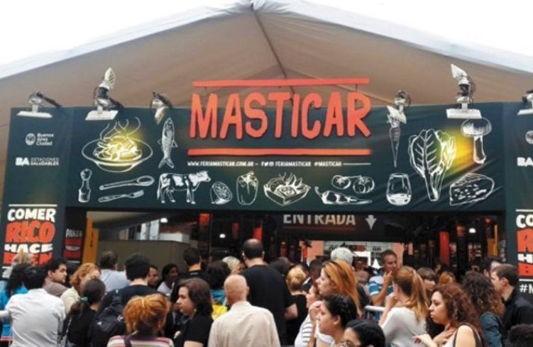Feria Masticar en la Ciudad