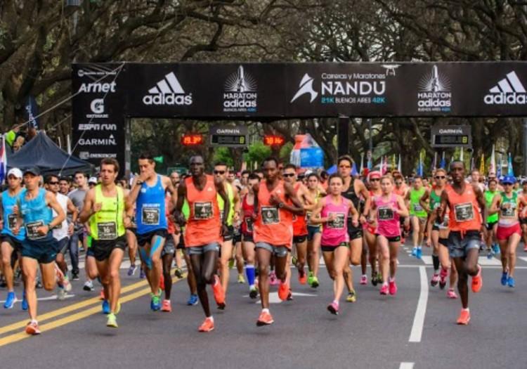 Maratón Internacional de Buenos Aires 2019