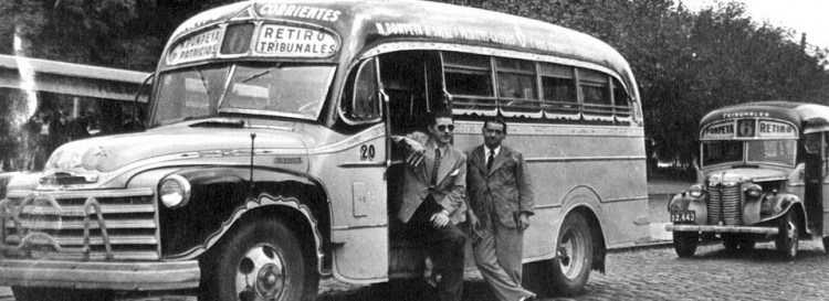 El Colectivo: un invento porteño que cumple 91 años