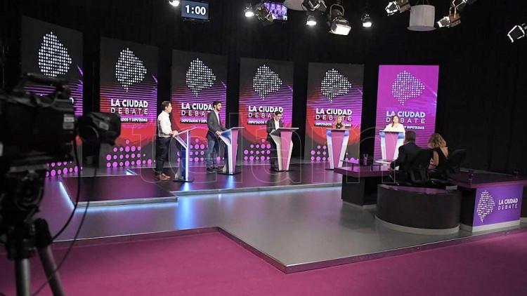 Se realizó el primer debate de candidatos de la Ciudad de Buenos Aires