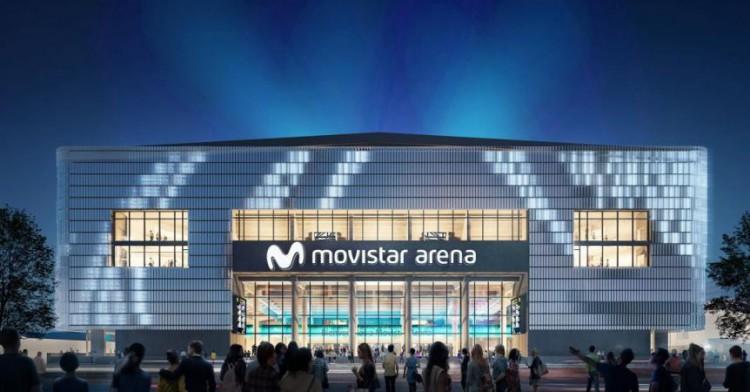 El Estadio Movistar Arena se inaugura con un recital de Tini Stoessel