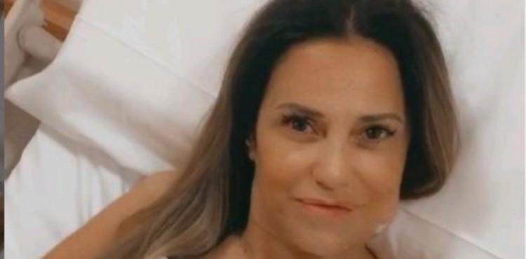 María Fernanda Callejón fue operada con éxito y así lo explicó en las redes