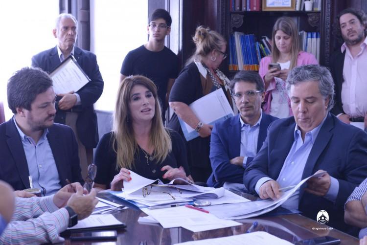 Se tratará en la Legislatura el Régimen sobre Inmuebles