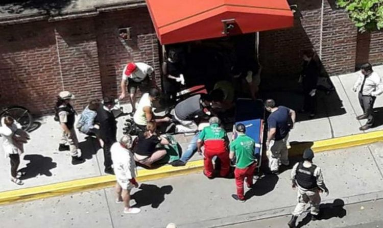 Puerto Madero: crimen del turista inglés