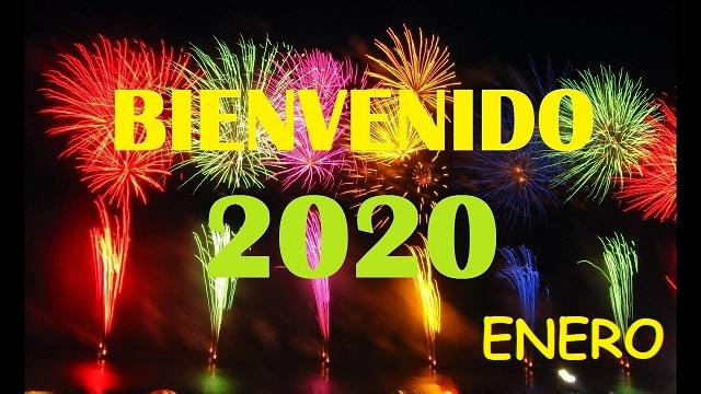Efemérides del mes de enero de 2020
