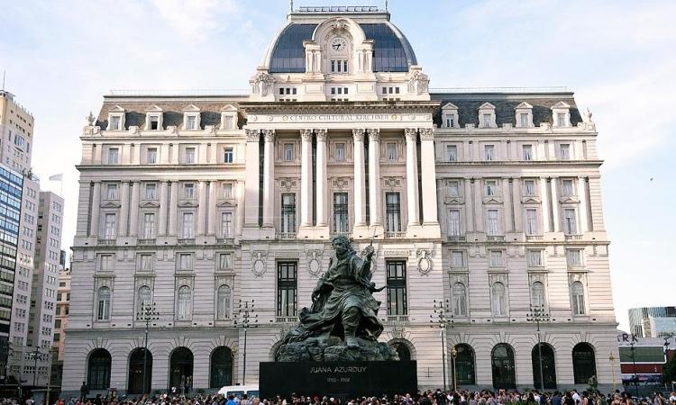 El Centro Cultural Kirchner celebrará el Día Internacional de la Mujer