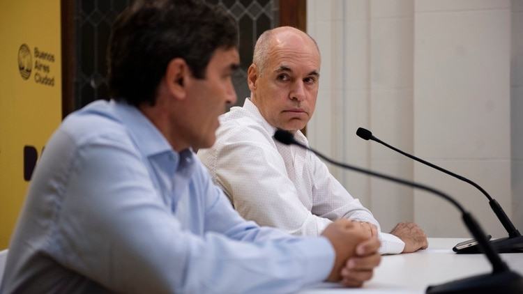 Horacio Rodríguez Larreta anunció nuevas medidas de prevención, luego de conocerse un nuevo caso de coronavirus.