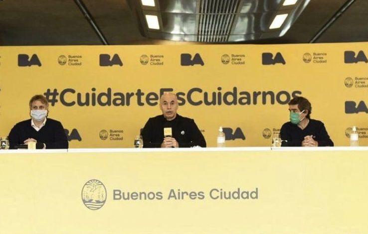 CABA: ¿Cuáles serán las nuevas restricciones?