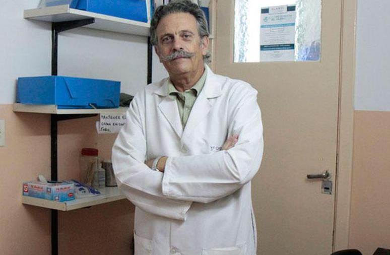 """Tomás Orduna, infectólogo: Si se llenan las """"camas de terapia podemos tener un colapso"""""""