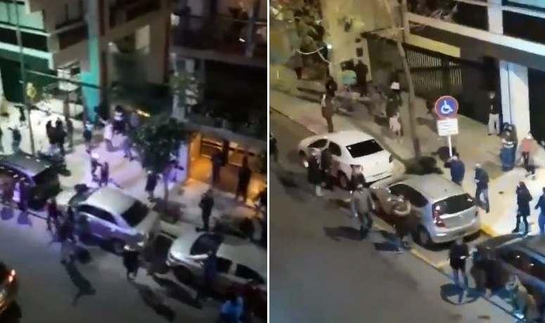 """Funcionario del GCBA: """"La fiesta en la calle de Recoleta no se puede permitir"""""""
