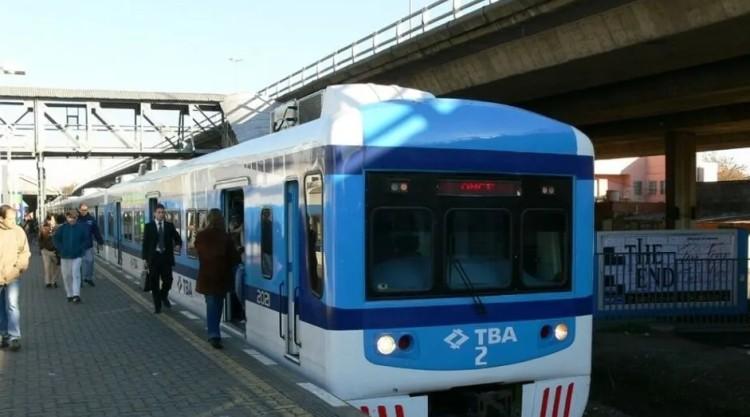 El tren Sarmiento estrena el sistema de turnos
