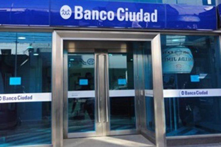 Banco Ciudad: Turnos por web para la atención en sucursales
