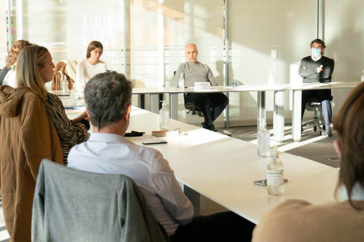 Encuentro entre el GCBA y especialistas para analizar la cuarentena