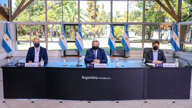 """Alberto Fernández: """"Hace muchos meses la Argentina olvidó la cuarentena"""""""