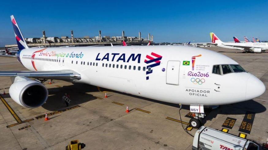CABA: Movilización de los trabajadores de la aerolínea Latam
