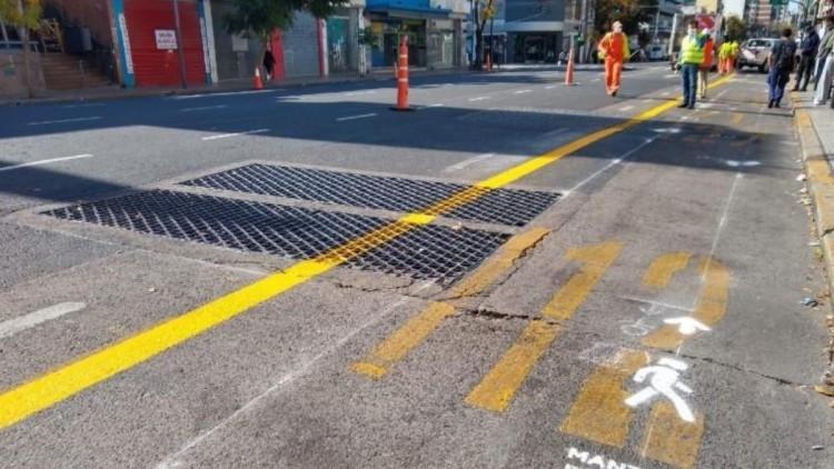 Nuevas peatonales para facilitar áreas de bares y restaurantes